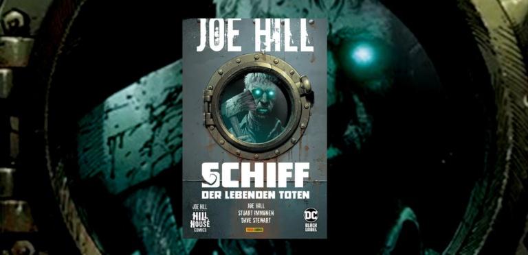 "|Comic| ""Schiff der lebenden Toten"""